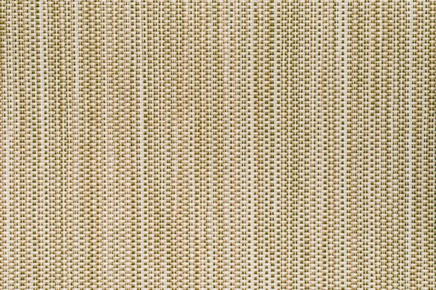 O fundo de textura de esteira de fibra de vidro bege pode ser usado para cortina vertical