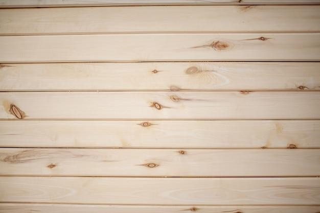 O fundo é uma parede de vigas de madeira. textura para o seu projeto.