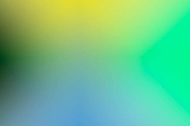 O fundo gradiente de cor abstrata