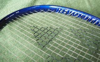 O jogo de tênis
