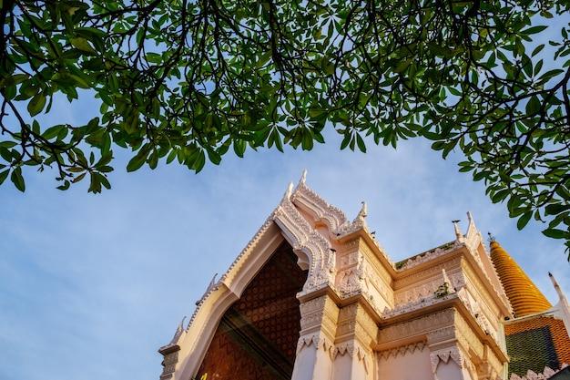 O maior santuário de phra pathom chedi