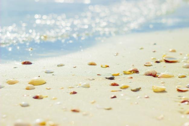 O mar mediterrâneo tunísia mahdia.