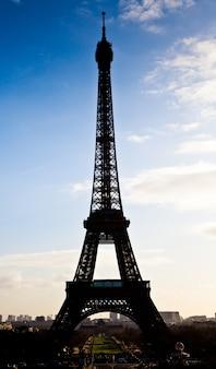 O melhor lugar em paris para ter uma vista maravilhosa da torre eiffel: trocadero terrace
