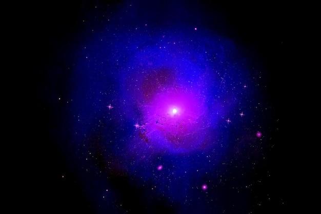 O nascimento de uma nova estrela. os elementos desta imagem foram fornecidos pela nasa. para qualquer propósito.