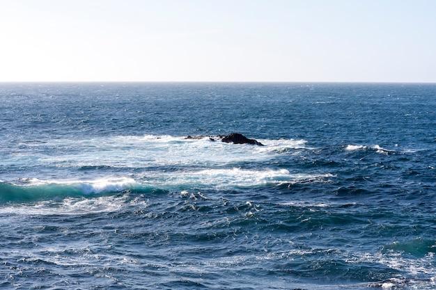 O oceano