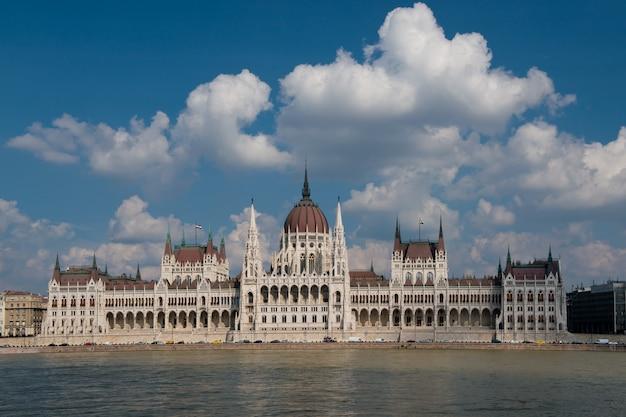 O parlamento de budapeste