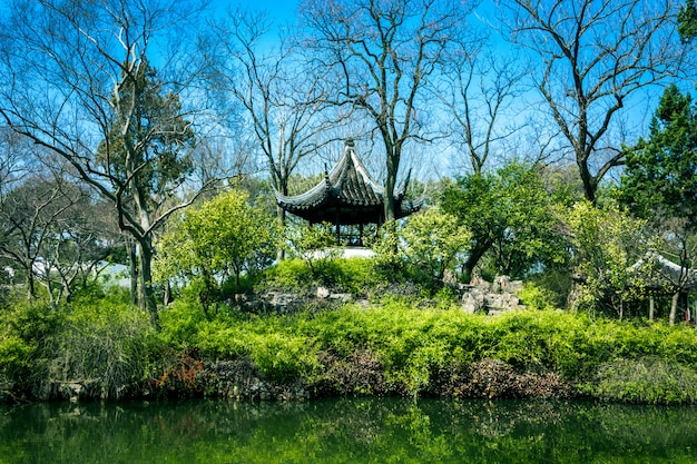 O parque da china