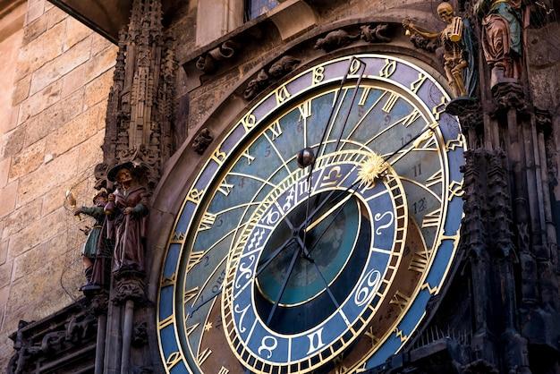 O relógio astronômico de praga