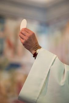 O rito da eucaristia