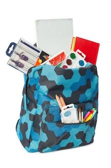 O saco da escola