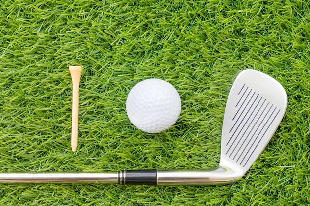 Objeto de esporte relacionado ao equipamento de golfe