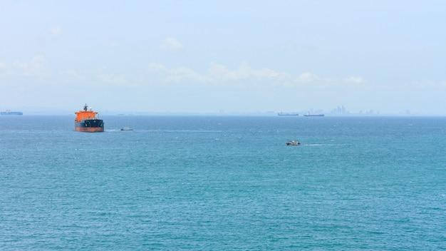 Oceano tropical na tailândia