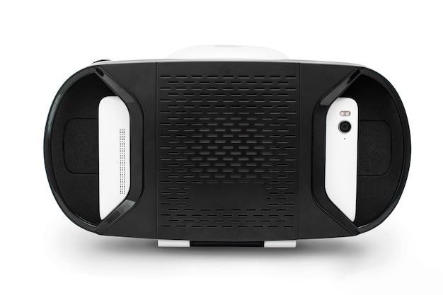 Óculos de realidade virtual com smartphone