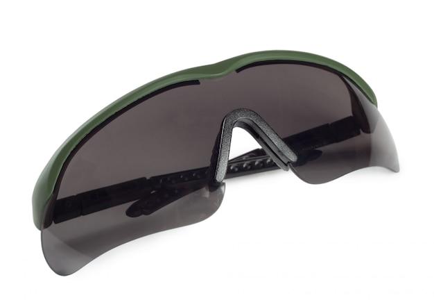 Óculos de sol polarizadores de plástico