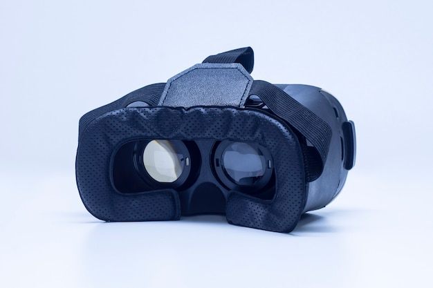 Óculos para realidade virtual e vídeo em 360 graus. capacete vr para smartphone.