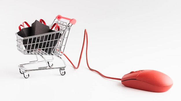 Oferta de vendas da cyber monday