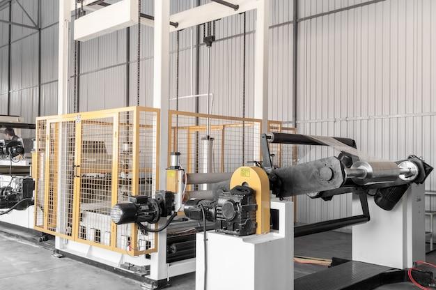 Oficina e equipamentos para a produção e fabricação de polietileno e polipropileno duráveis
