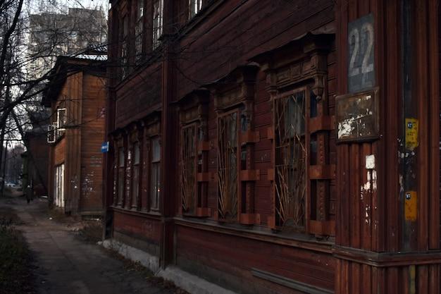Old street em nizhny novgorod