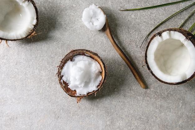 Óleo de coco orgânico