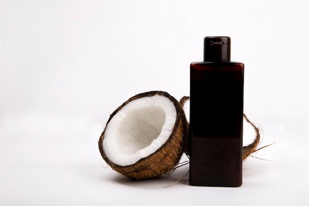 Óleo de coco para o corpo