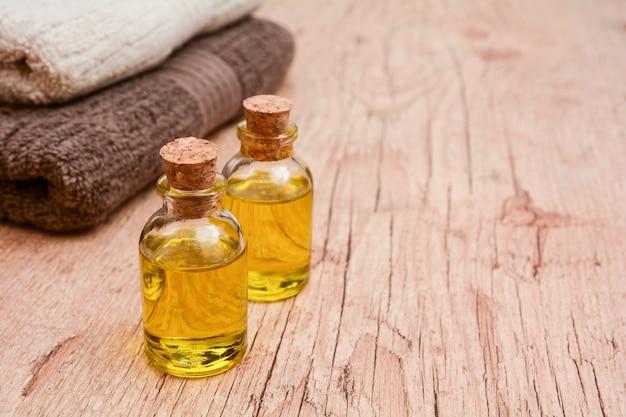 Óleo de massagem, óleo de oliva da pele, tratamento de beleza natural