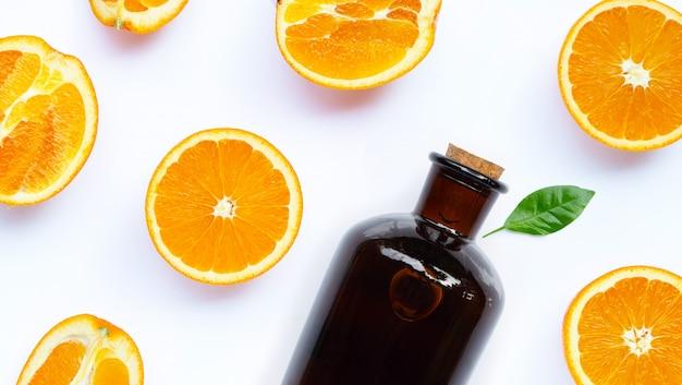 Óleo essencial de laranja natural