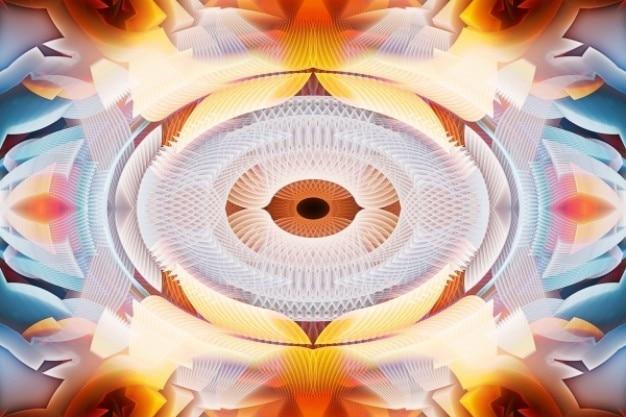 Olho abstrato