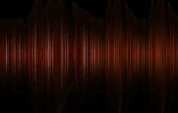 Ondas sonoras oscilantes