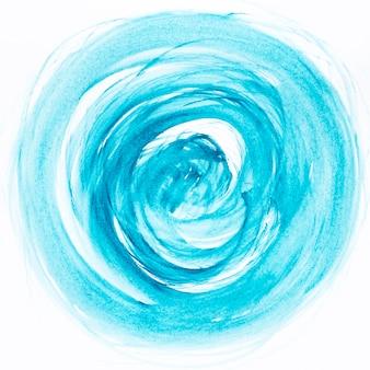 Ondulação de água em aquarela