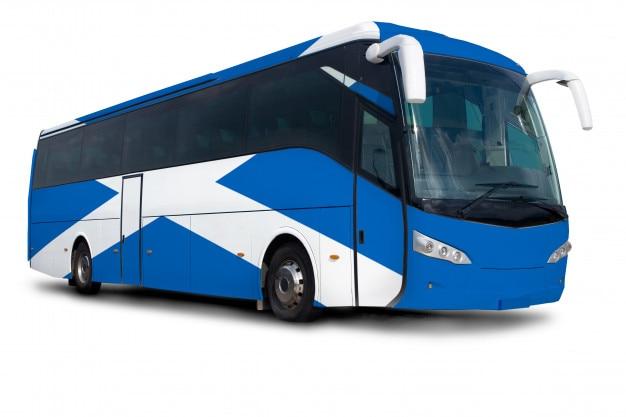 Ônibus da escócia