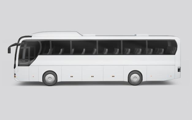 Ônibus de estilo antigo