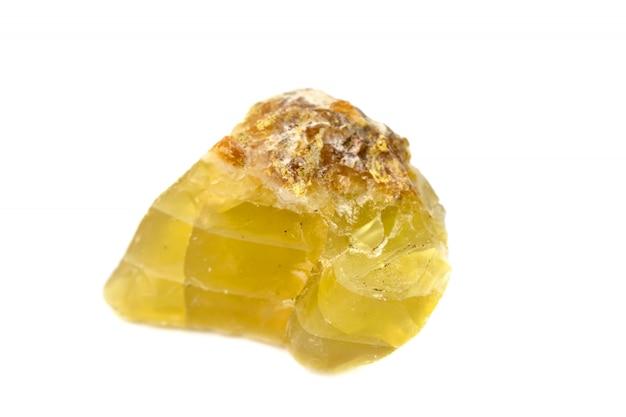 Opal mineral para acessórios industriais isolar