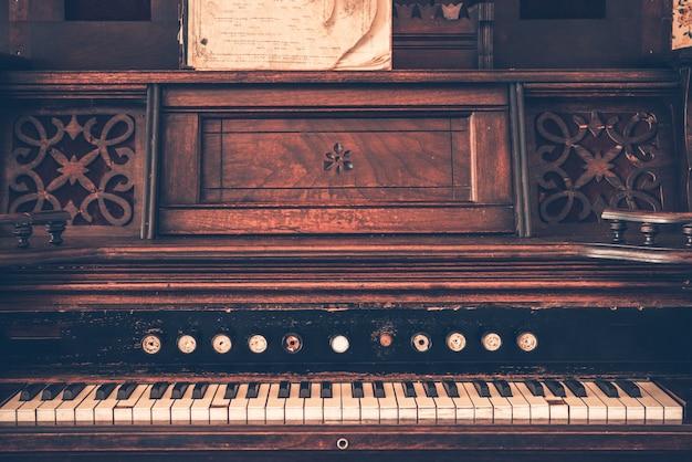 Órgão vintage