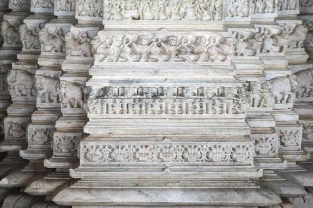 Ornamento arquitetônico antigo
