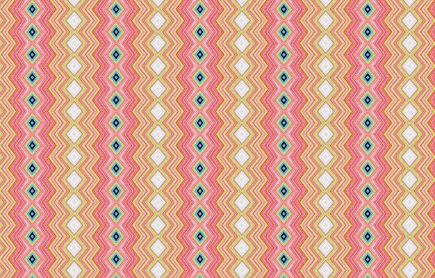 Ornamento colorido para design têxtil e fundos abstrato para parede design têxtil