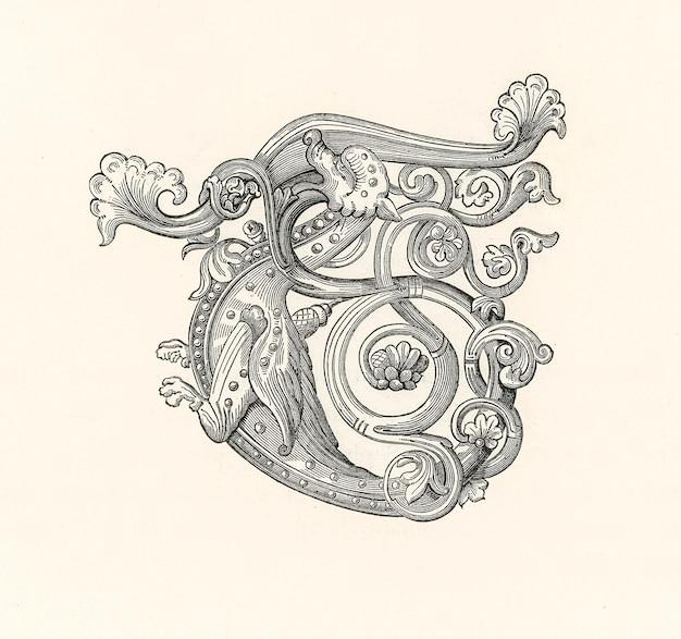 Ornamento policromo