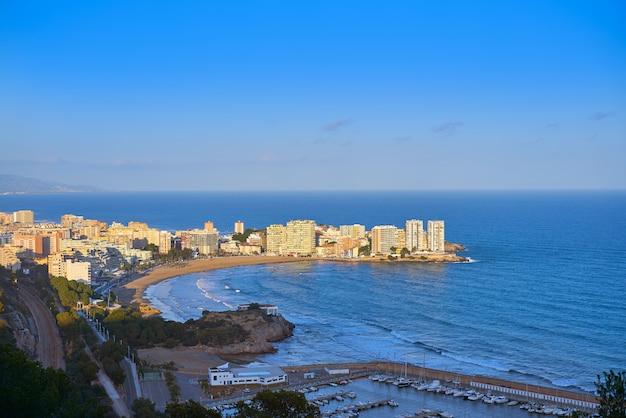Oropesa de mar praia la concha castellon