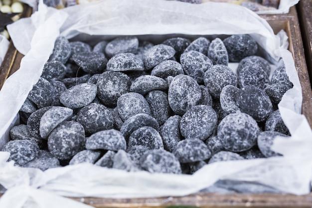 Os doces mastigáveis mais deliciosos do mundo