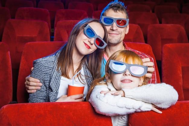 Os espectadores no cinema
