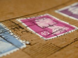 Os selos britânicos