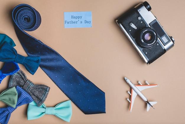 Ótima composição com elementos diferentes para o dia dos pais