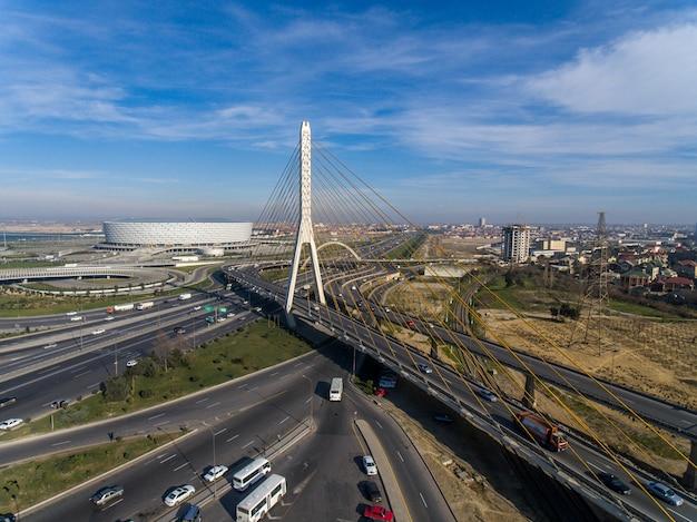 Ótima infraestrutura moderna para megapolis