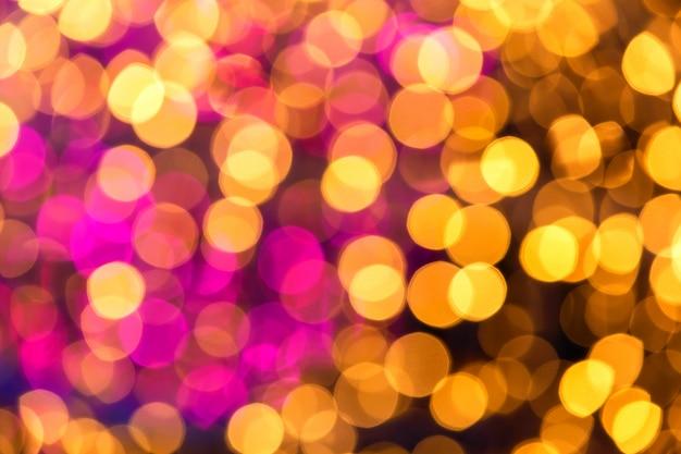Ouro festivo ano novo dia