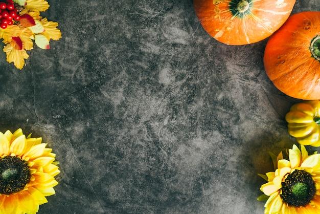 Outono fundo de ação de graças