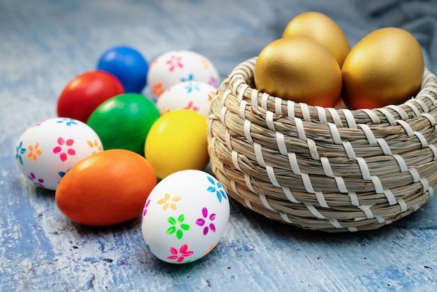 Ovo de páscoa, feliz páscoa domingo caçar decorações do feriado