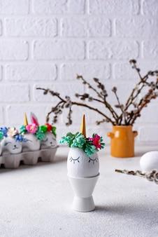 Ovos de páscoa em forma de veado