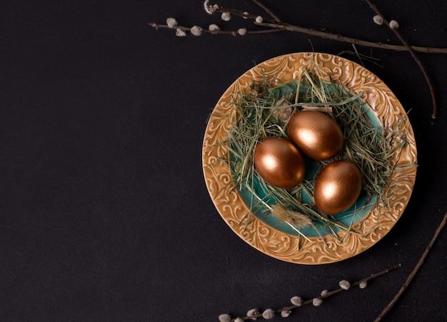 Ovos para a páscoa