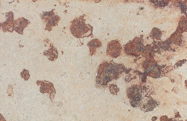 Oxidação, aço, textura