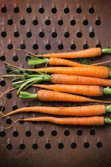 Pacote de cenouras