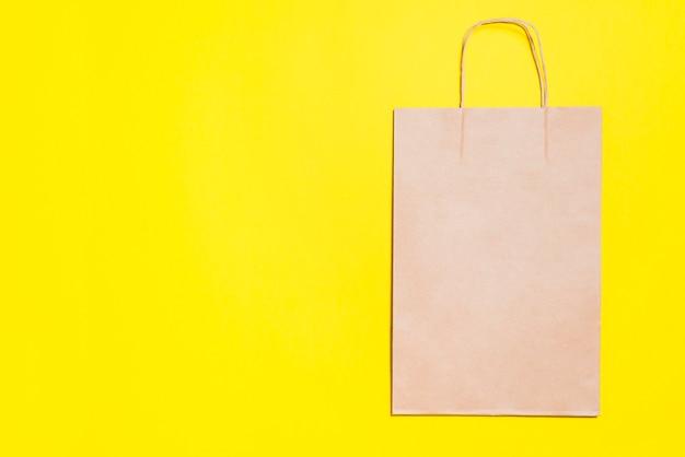 Pacote de compras de papel ofício